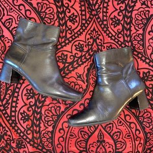 Nine West Prudenceo Black Ankle Boots